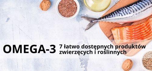 Najlepsze źródła kwasów tłuszczowych omega-3