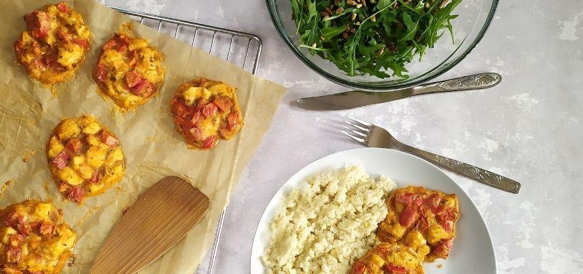 bernatowicz agnieszka zaowocuj zdrowiem dietetyk online nowa sól przepisy zdrowe gotowanie - placki z kurczaka i papryki