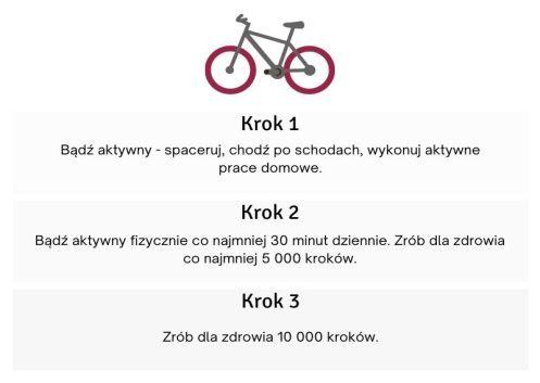 Aktywność fizyczna - Agnieszka Bernatowicz Dietetyk Zaowocuj Zdrowiem
