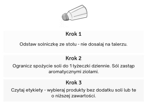 Sól - Agnieszka Bernatowicz Dietetyk Zaowocuj Zdrowiem