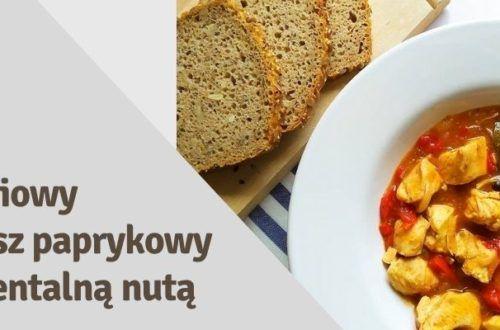 DROBIOWY GULASZ PAPRYKOWY Z ORIENTALNĄ NUTĄ - bernatowicz agnieszka zaowocuj zdrowiem dietetyk online nowa sól przepisy zdrowe gotowanie